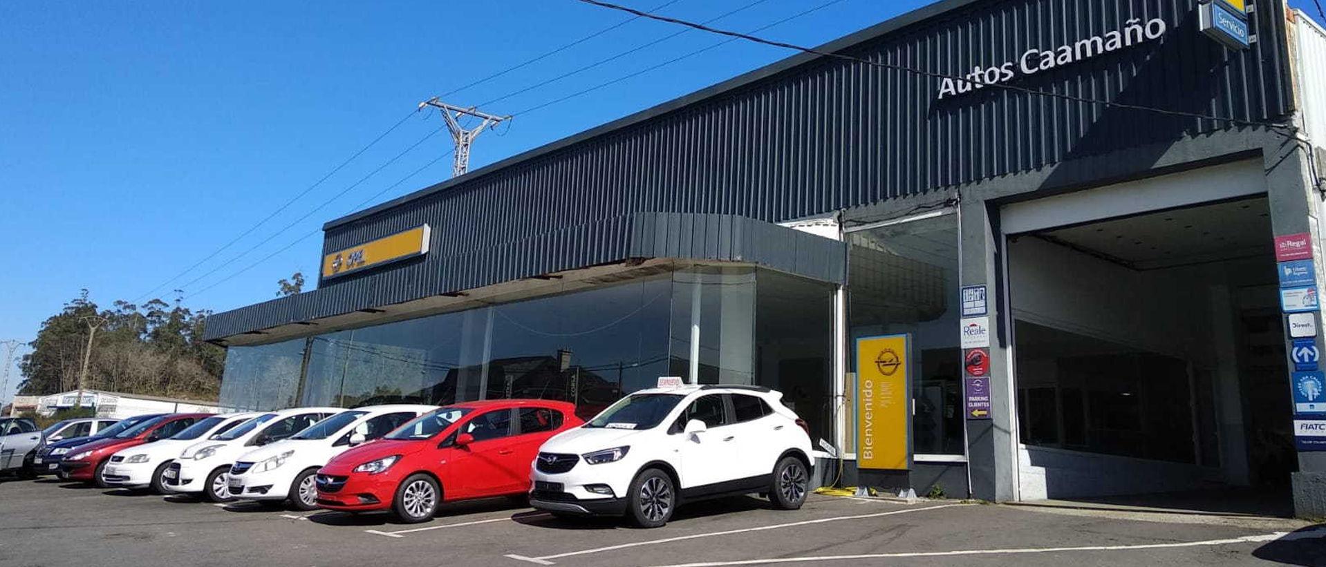 Servicio oficial Opel en Cee
