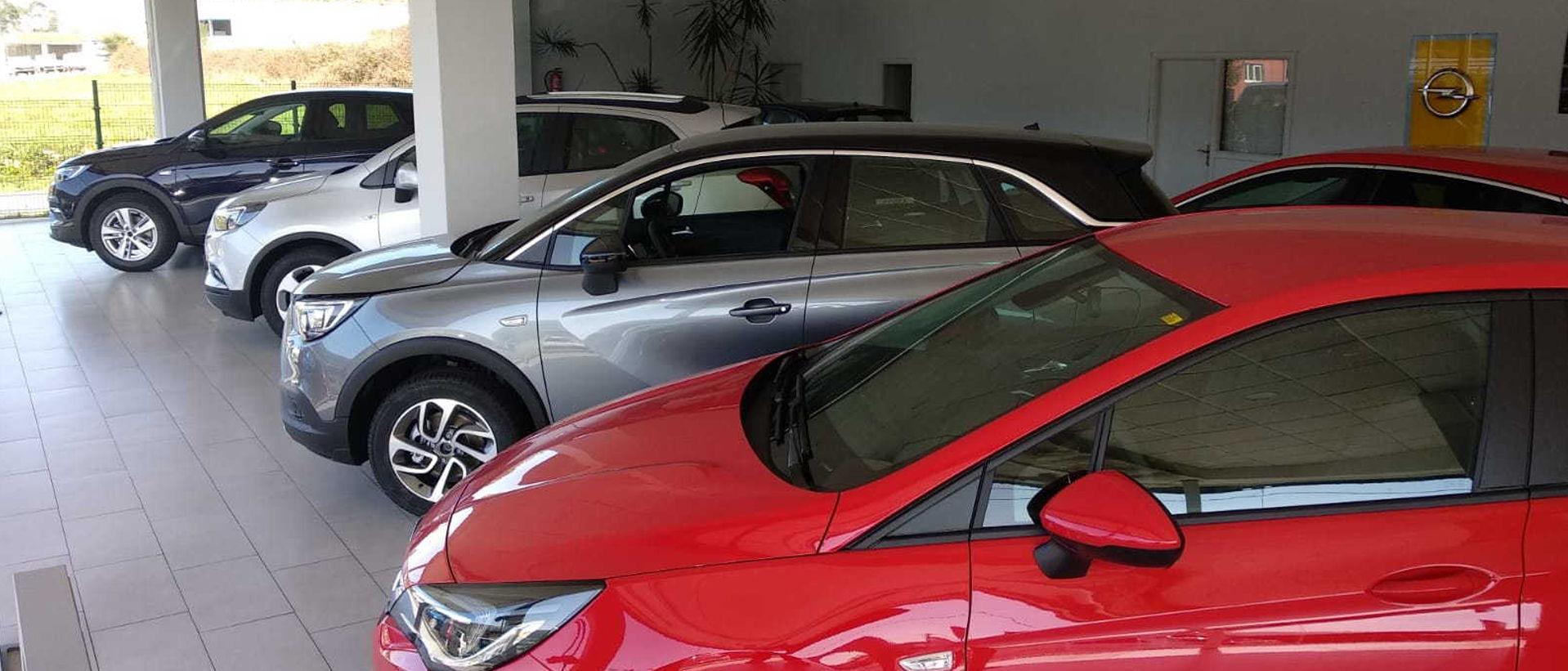 Gran oferta de coches nuevos, km0 y segunda mano