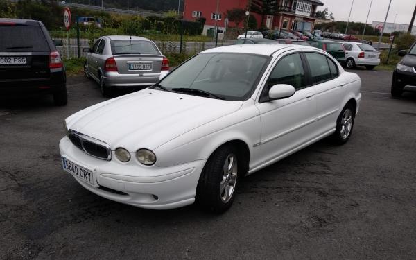 Comprar Jaguar X-Type 2.0